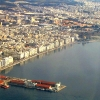 salonica view aerial