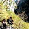 Hiking in Vikos Gorge